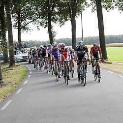 28-09-2016: Wielrennen: Olympia Tour: Assen <br />ASSEN (NED) wielrennen<br />De kopgroep van de dag