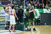 Cusin Marco Green Marques<br /> Sidigas Avellino - Umana Venezia<br /> Lega Basket Serie A 2016/2017<br /> Avellino 04/12/2016<br /> Foto Ciamillo-Castoria