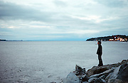 Anchorage, Alaska port. 2009