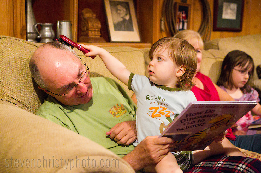 June 20, 2013: Day 7 of our family vacation at Country Woods Inn in Glen Rose, TX.