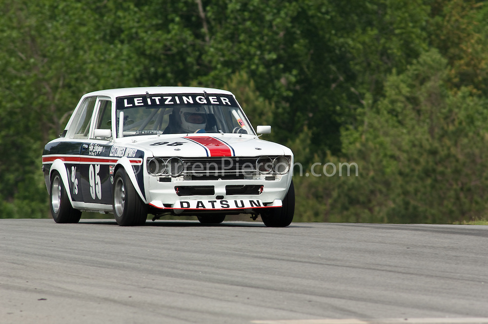 #95 '69 Datsun 510: Bob Leitzinger