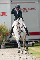 Derwin Kate, IRL, Ahg Whiterock Cruise Down<br /> European Jumping Championship Children<br /> Zuidwolde 2019<br /> © Hippo Foto - Dirk Caremans<br /> Derwin Kate, IRL, Ahg Whiterock Cruise Down