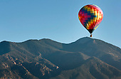 Taos Mountain Balloon Rally 2014
