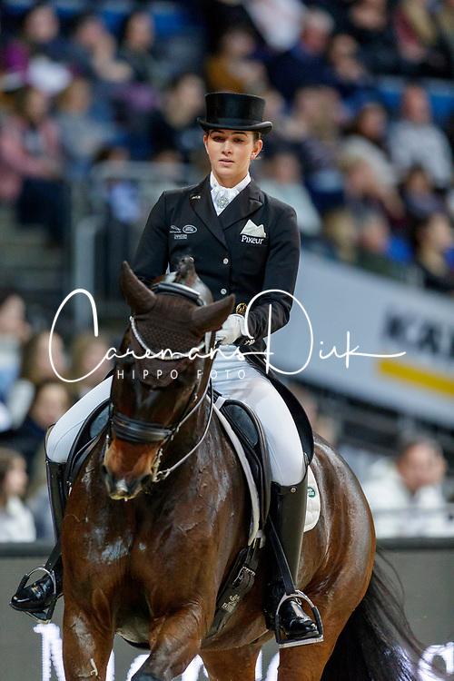 Müller Lisa, GER, Gut Wettlkam's Stand By Me Old<br /> Stuttgart - German Masters 2019<br /> © Hippo Foto - Stefan Lafrentz