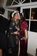 DANIELLE RADU; ELOISE FRASER;, Bella Howard 30th birthday, Castle Howard, Dress code: Flower Fairies and Prince Charming, 3 September 2016
