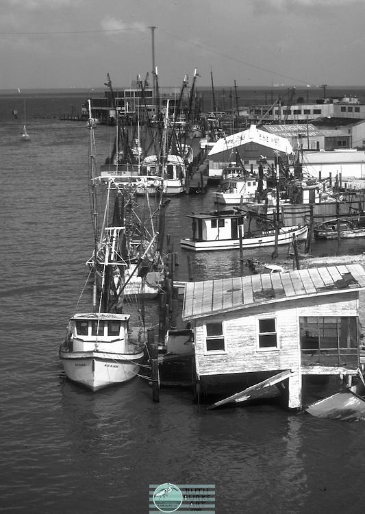 1980 Kemah waterfront