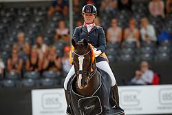 Beckers Kirsten, NED, Easy Quo<br /> Nederlands Kampioenschap Dressuur <br /> Ermelo 2018<br /> © Hippo Foto - Dirk Caremans<br /> 28/07/2018