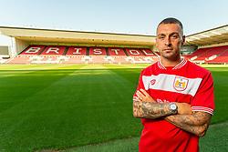 - Ryan Hiscott/JMP - 05/07/2018 - FOOTBALL - Ashton Gate - Bristol, England - Bristol City Sign Jack Hunt