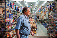 Athens, Greece - Shopping and vibrant markets - Faces and people