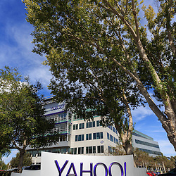 Yahoo Headquarters at 701 First Avenue, Sunyvale