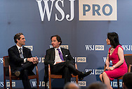 The WSJpro Private Equity event in New York City on April 29, 2016. (photo by Gabe Palacio)