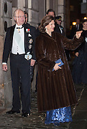 Stockholm, 20-12-2016<br /> <br /> Swedish Royal Family attend Formal gathering of The Swedish Academy.<br /> <br /> COPYRIGHT ROYALPORTRAITS EUROPE/ BERNARD RUEBSAMEN