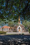 Marfa, Texas, St Pauls Episcopal Church, built 1930