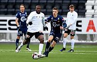 Fotball , 3. mars 2017 , Privatkamp<br /> Odd - Viking<br /> Michael Ledger , Viking <br /> Olivier Occean , Odd