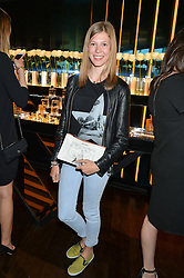 VENDELA DENIS at the launch of Illicit by Jimmy Choo - a new fragrance faced by Sky Ferreira, held at Mondrian London, 20 Upper Ground, London on 3rd June 2015.