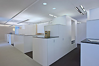 Architectural interior of DC law firm Axinn Veltrop and Harkrider by Jeffrey Sauers of Commercial Photographics