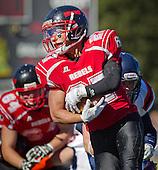 Westshore Rebels vs Kamloops Broncos September 13, 2014