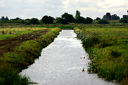UK ENGLAND NORFOLK LUDHAM BRIDGE 8AUG06 - Drain at Ludham Bridge in the Norfolk Broads...jre/Photo by Jiri Rezac..© Jiri Rezac 2006..Contact: +44 (0) 7050 110 417.Mobile:  +44 (0) 7801 337 683.Office:  +44 (0) 20 8968 9635..Email:   jiri@jirirezac.com.Web:    www.jirirezac.com..© All images Jiri Rezac 2006 - All rights reserved.