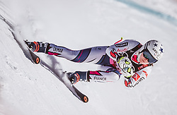 04.02.2019, Are, SWE, FIS Weltmeisterschaften Ski Alpin, Damen, Abfahrt, 1. Training, im Bild Romane Miradoli (FRA) // Romane Miradoli of France during 1st Ladies Dwonhill Training of the FIS Ski Alpine World Championships 2019 in Are, Sweden on 2019/02/04. EXPA Pictures © 2019, PhotoCredit: EXPA/ Johann Groder