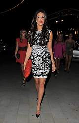 Cara Kilbey at Frankie Essex birthday part at the SKT restuarnt in London, UK. 12/09/2013<br />