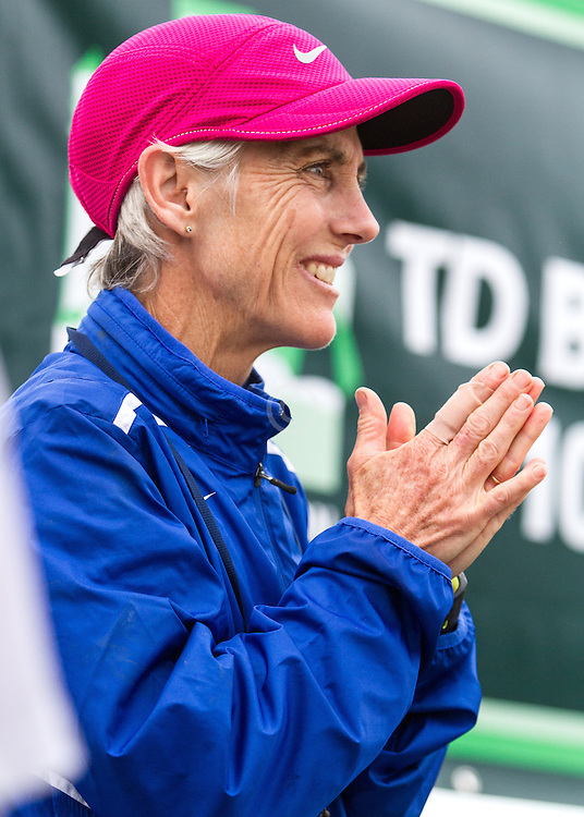 Beach to Beacon 10K road race: Joan Benoit Samuelson, race founder