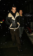 18.JANUARY.2007. LONDON<br /> <br /> *EXCLUSIVE PICTURES*<br /> <br /> KEIRA KNIGHTLEY AND BOYFRIEND RUPERT FRIEND SEEN WALKING THROUGH BOND STREET.<br /> <br /> BYLINE: EDBIMAGEARCHIVE.CO.UK<br /> <br /> *THIS IMAGE IS STRICTLY FOR UK NEWSPAPERS AND MAGAZINES ONLY*<br /> *FOR WORLD WIDE SALES AND WEB USE PLEASE CONTACT EDBIMAGEARCHIVE - 0208 954 5968*
