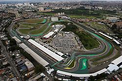 November 11, 2017 - Sao Paulo, Sao Paulo, Brazil - Motorsports: FIA Formula One World Championship 2017, Grand Prix of Brazil, . general view  (Credit Image: © Hoch Zwei via ZUMA Wire)