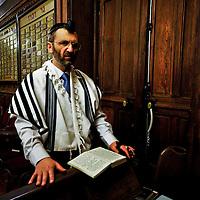 Gilles Bernheim: Chief Rabbi of France