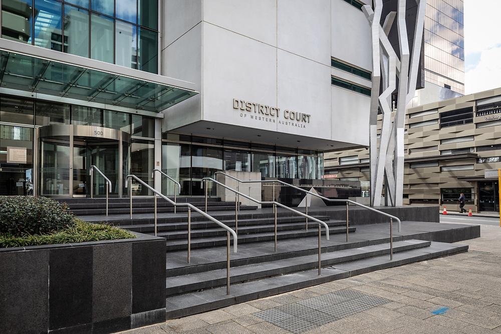 The District Court of Western Australia Perth,Western Australia Thursday August 20,2020.
