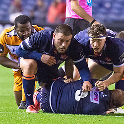 Edinburgh Rugby v Cheetahs, Pro14, 5 October 2018.