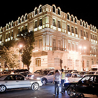 Baku, Azerbaijan, 24 July 2012<br />