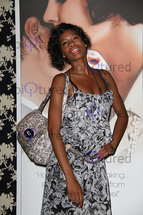 Tolula Adeyemi Coco Chanel & Igor Stravinsky UK Premiere, held at The Soho Hotel, London, UK, 25 July 2010: For piQtured Sales contact: Ian@Piqtured.com +44(0)791 626 2580 (Picture by Richard Goldschmidt/Piqtured)