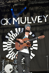 © Licensed to London News Pictures. 08/08/2015. Cornbury Park, Charlbury, Oxfordshire. NICK MULVEY The Wilderness Festival 2015 at Cornbury Park in Oxfordshire. Photo credit : MARK HEMSWORTH/LNP