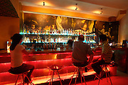 The famous Q Bar at the ground floor of the Municipal Theatre.