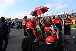 #2 Glenn Irwin Be Wiser Ducati Racing Team (PBM) MCE British Superbike Championship