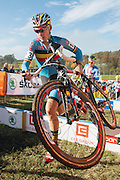 CZECH REPUBLIC / TABOR / WORLD CUP / CYCLING / WIELRENNEN / CYCLISME / CYCLOCROSS / VELDRIJDEN / WERELDBEKER / WORLD CUP / COUPE DU MONDE / #2 / U23 / GIANNI VERMEERSCH (BEL) /