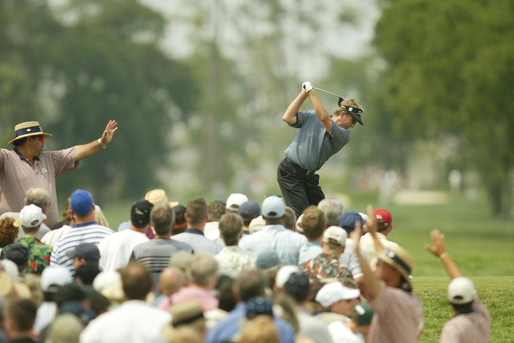 Dan Forsman..2004 Houston Open.Redstone GC.Houston TX.Second Round.Friday, April 23, 2004..photograph by Darren Carroll