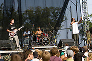 Friday, August 1, 2008; Free Sol performs at Lollapalooza 2008..Photo by Bryan Rinnert