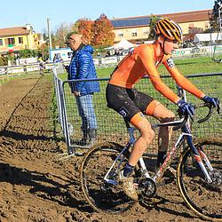 10-11-2019: Wielrennen: Europees Kampioenschap Veldrijden: Silvelle<br />Danny van Lierop