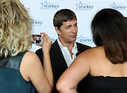 "Singer Rob Thomas arrives on the red carpet at the Starkey Hearing Foundation's ""So the World May Hear"" Awards Gala on Sunday, July 20, 2014 in St. Paul, Minn. (Photo by Diane Bondareff/Invision for Starkey Hearing Foundation/AP Images)"