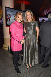 Angela Rippon and Sophie Raworth at the Costa Book of The Year Award held at  Quaglino's, 16 Bury Street, London, England. 29 January 2019. <br /> <br /> ***For fees please contact us prior to publication***