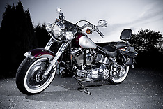 Harley Davidson Motor Cycle 2011