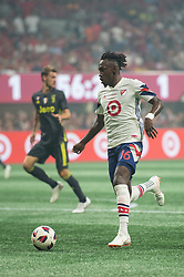 August 1, 2018 - Atlanta, Georgia, United States - during the 2018 MLS All-Star Game at Mercedes-Benz Stadium in Atlanta, Georgia.  Juventus F.C. defeats  MLS All-Stars defeat  1 to 1  (Credit Image: © Mark Smith via ZUMA Wire)