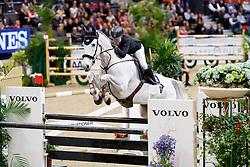 erePersson Helena, SWE, Bonzai H<br /> Gothenburg Horse Show FEI World Cups 2017<br /> © Hippo Foto - Stefan Lafrentz<br /> 26/02/17