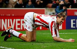 Peter Crouch of Stoke City - Mandatory by-line: Matt McNulty/JMP - 03/01/2017 - FOOTBALL - Bet365 Stadium - Stoke-on-Trent, England - Stoke City v Watford - Premier League