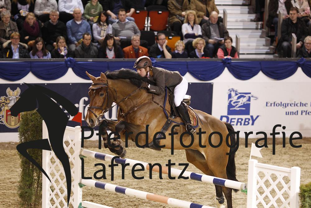 SCHULZE WIERLING Grit, Lupo 72<br /> Münster K+K Cup - 2012<br /> (c) www.sportfotos-Lafrentz. de/Stefan Lafrentz