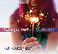 Elena Ray Photography featuring Heather Ash Amara published by Sounds True   https://www.soundstrue.com/store/awakening-your-inner-fire.html
