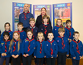 Duncannon scouts and cubs investiture