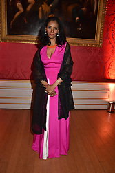 Zeinab Badawi at the Tusk Ball at Kensington Palace, London, England. 09 May 2019.
