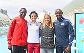 Mar 23, 2018-Track and Field-IAAF World Half Marathon Championships Press Conference